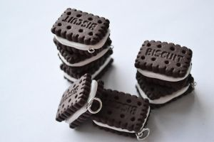 Biscuit charms by shimauuuma