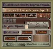 CafeHouse collage v1 by dare