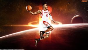 Dwight Howard 'Liftoff' Wallpaper by rhurst