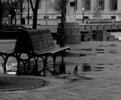 City Bench by Zilch17