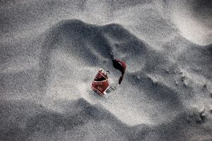 Beer in the Sand by NSHNSH
