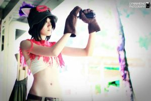 Teemo - League of Legends Cosplay by ix3rukia
