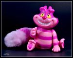 The Cheshire Cat by Eccoton