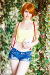 Misty - Pokemon IV by fiathriel