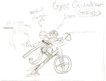 Pony Adventures: Gyre Quadrant (Weapons)-Gyro Gat. by eddsworldbatboy1
