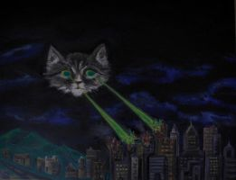 Lasercats by PrettyPooFace