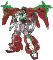 Gundam High Mobility Red by Jet-Fire-88