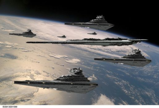 The Empire at large by Balsavor