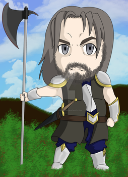 Chibi Kragmer by H4Productions