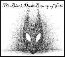 The Black Dust Bunny of Inle by swandog