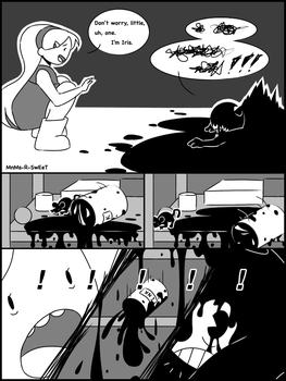 The Little Demon In Our Garage: Part 4 by MnMs-R-SwEeT
