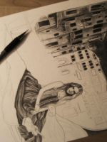 Venise WIP by emicathe