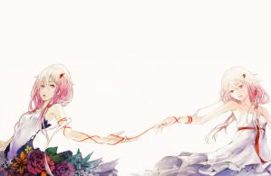 Inori Connection by milkkybunny