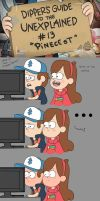Dipper's Guide to de Unexplained- Pinecest by KitsuTama