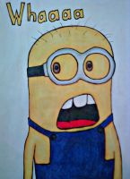 Minion by xXpaperthinhymnXx