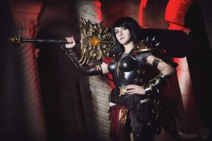 Smite : Bellona the Godess of War by Shappi