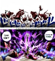 One piece colored 848 brook by Samanta95