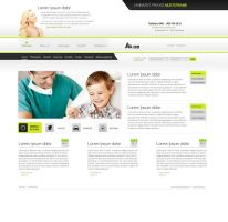 Dentist Layout Nr.3 by BlakeCeeno