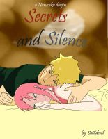 Narusaku Doujin SECRETS AND SILENCE COVER by CaiLiDeVeL