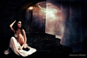 ALONE AT NIGHT by KerensaW