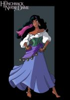 esmeralda by nightwing1975