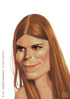Kate Mara by ElectroNic0