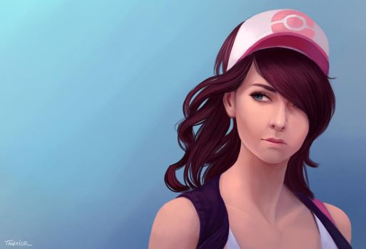 Painting Study by Talexior