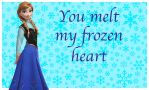 Frozen Valentine- Anna by HelloKeegs