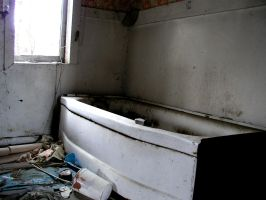 S.S. Dirty Bathtub by shudder-stock