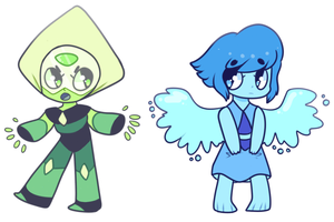 gems by Ieopards