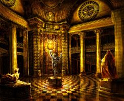 THE COLUMBIAN'S LAIR by LordoftheBling-XXL