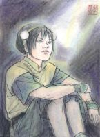 Toph Pastel by DiamondDazzler