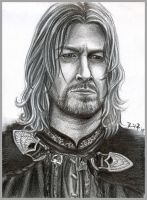 Boromir by Norloth
