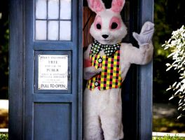 Doctor Who Happy Easter by Brandtk