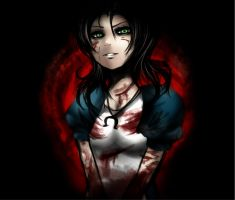 Alice Liddell by Viviatton