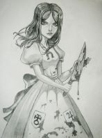 Alice:  Maddness returns by theaquallama