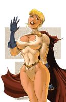P-P-P-Power Girl by DashMartin