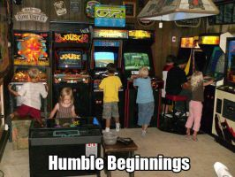 Humble Beginnings by GGgamertime