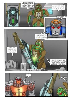 Csirac - Issue #1 - Page 2 by TF-TVC