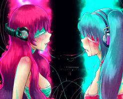 Vocaloid: I can't Find You by xDarkreepx