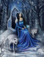 Winter Queen by MCVD