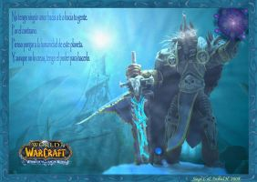 The Lich King by Siege-Lightforce