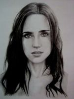 Jennifer Connelly by Y-LIME