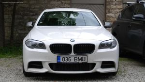 BMW M550d xDrive by ShadowPhotography
