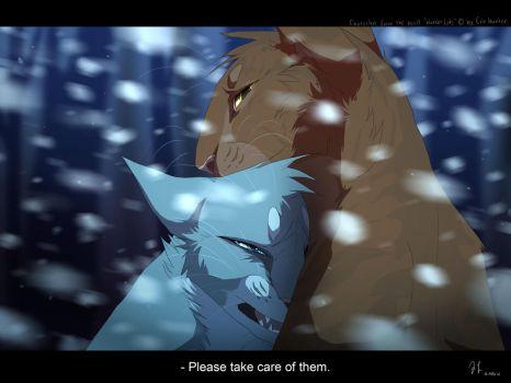 Bury My Love For You... by Mizu-no-Akira