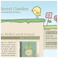 Birdie's Secret Garden by arwenita