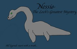 Nessie by harpseal16