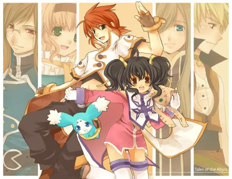 Tales of the Abyss by kurot