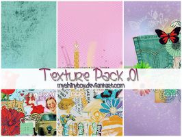 Textures Pack .01 by MyShinyBoy