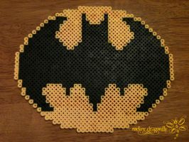 Batman Logo by RockerDragonfly